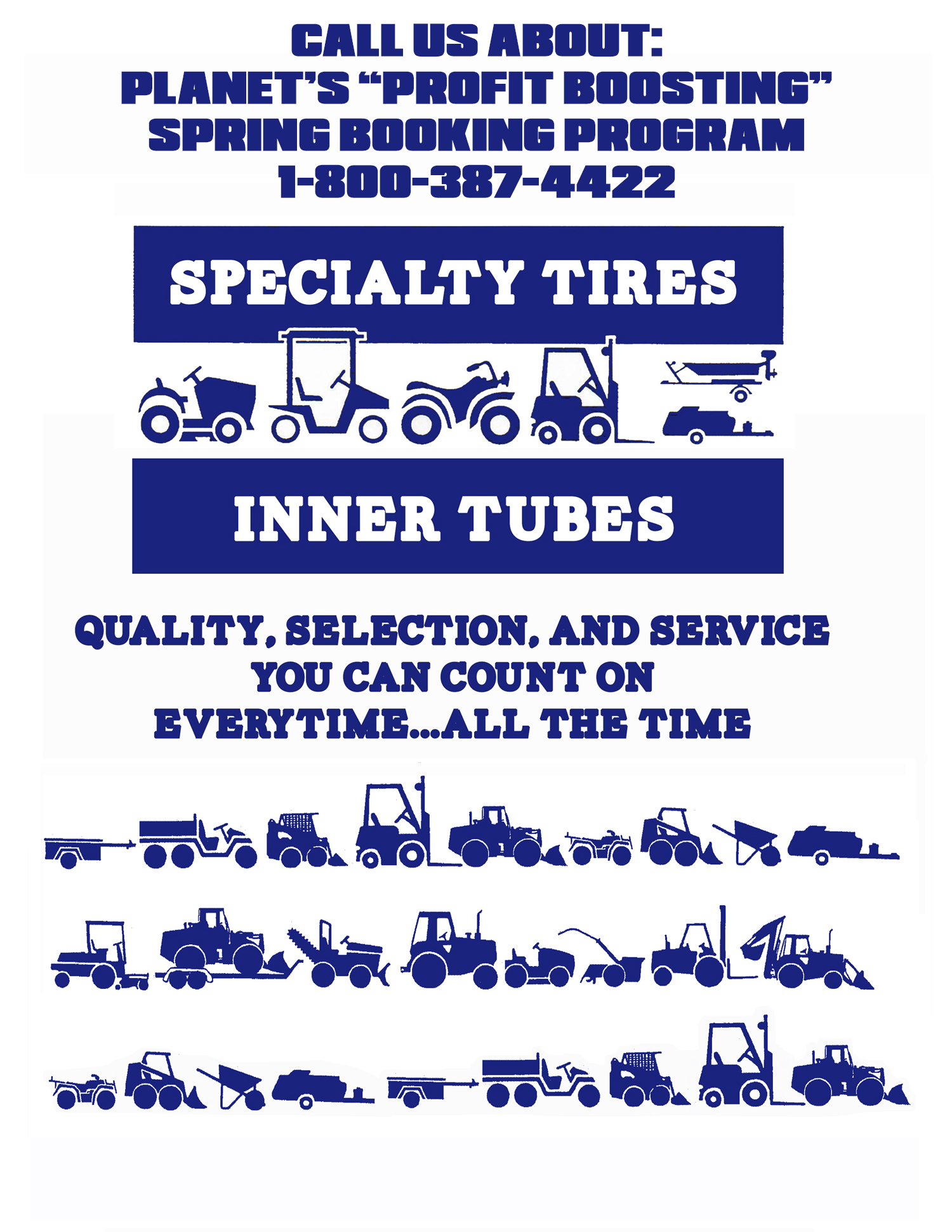 Specialty Tires - A.T.V.